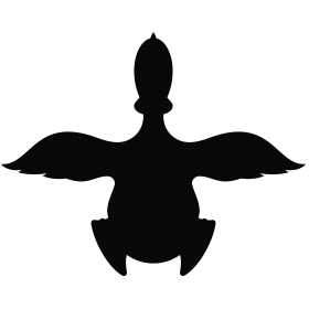 the drunken duck logo